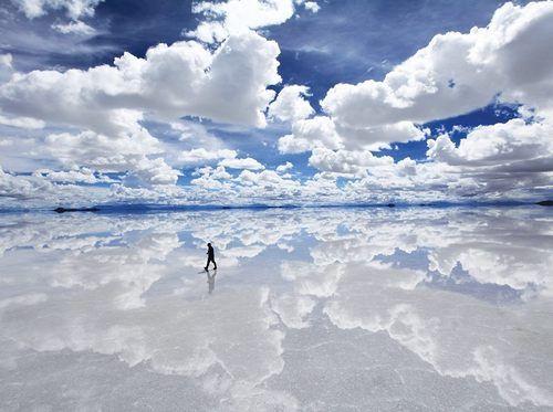 Salar de Oyuni, Bolívia