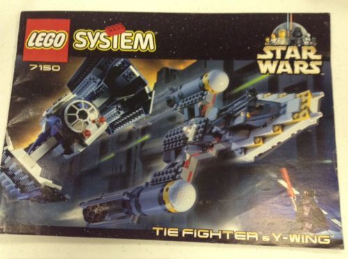 lego x wing fighter instructions 7140