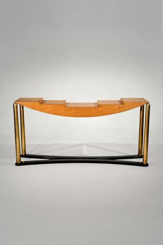 the modern archive - Schwarzenberg Sideboard by Hans Hollein for Memphis