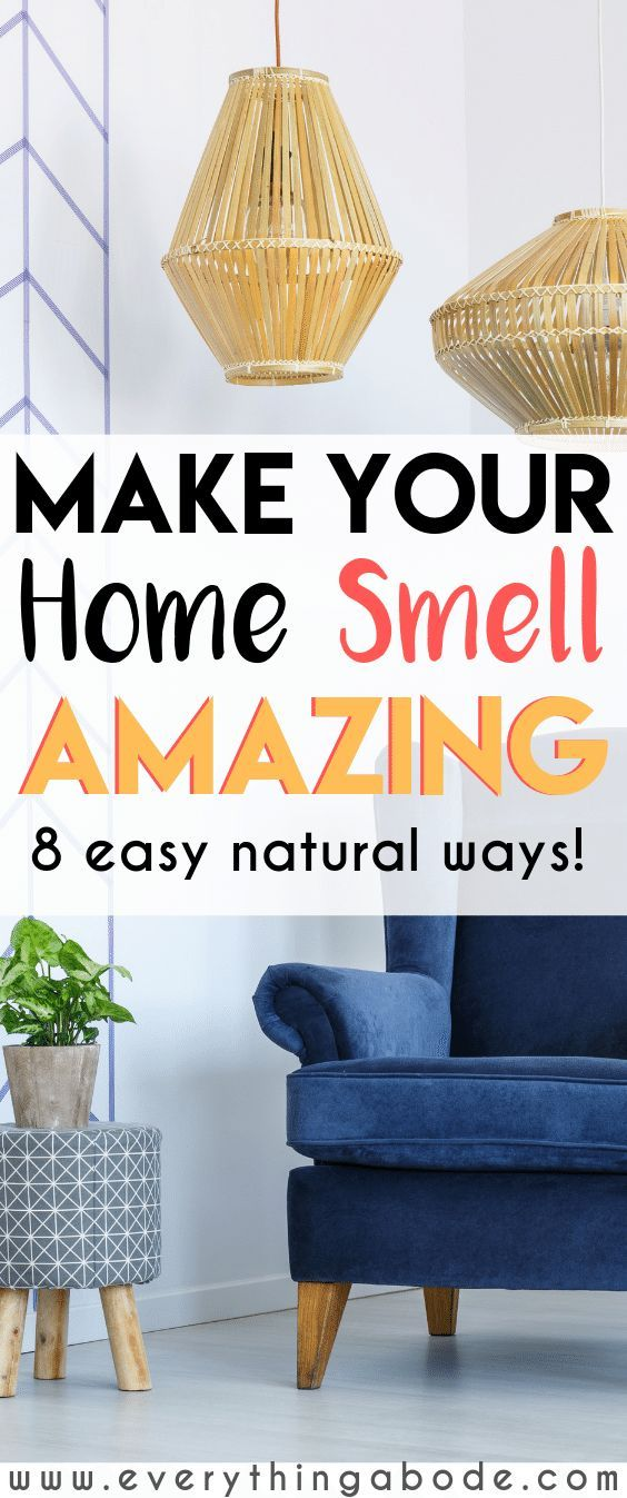 8 Natural Ways to Make Your Home Smell Amazing