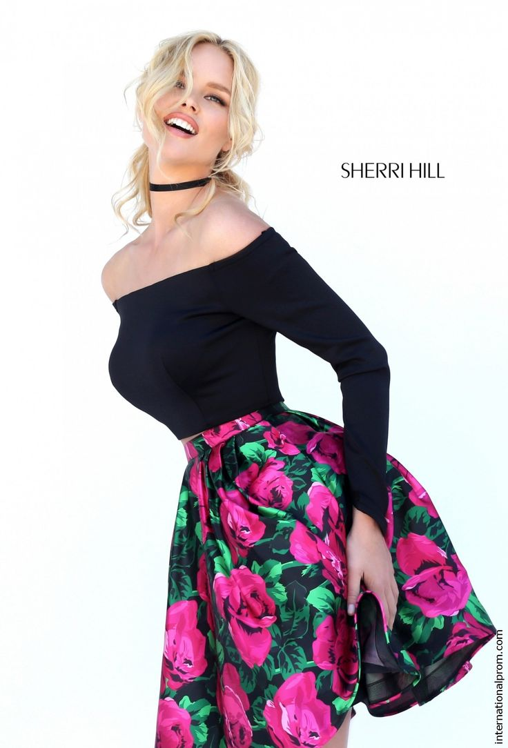 33 best Sherri Hill Dresses images on Pinterest | Prom dresses ...