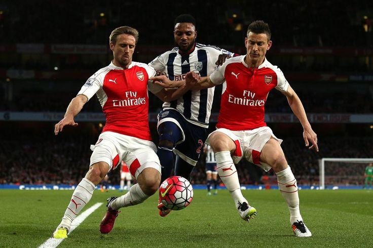 West Bromwich - Arsenal  Sessegnon se défait des deux Gunners #Baggies #WB #Adidas #9ine @WBromwich