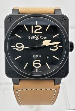 Bell & Ross BR 03-92 Heritage Watch