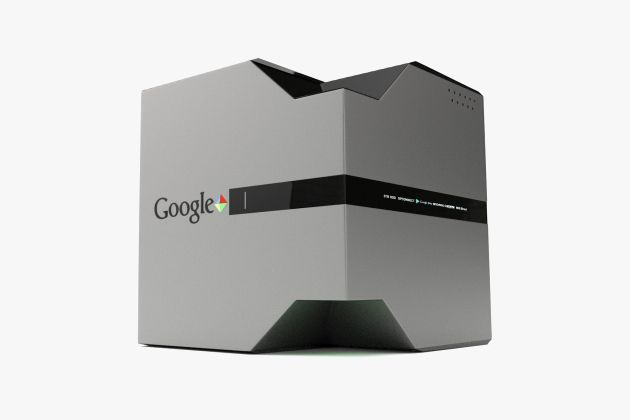 Google Video Game Console Concept • Highsnobiety