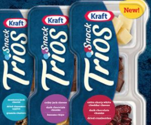 Midwest Coupon Queen: Kroger Friday Freebie-FREE Kraft Snack Trios 7/21