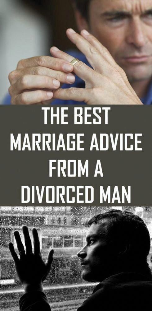 Marriage separation advice for men
