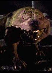 Monster dog -  The Hulk  (2003)