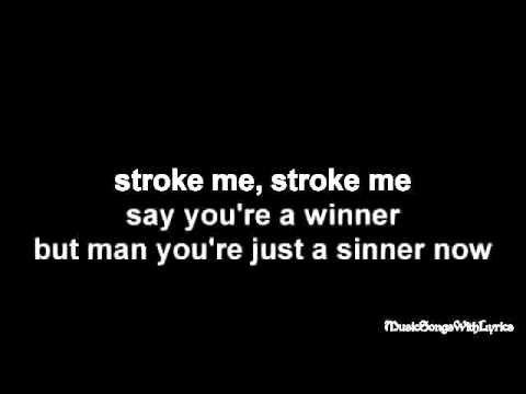 ▶ Billy Squier The Stroke Lyrics - YouTube