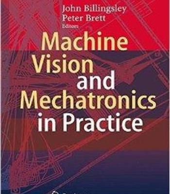 Machine Vision And Mechatronics In Practice PDF