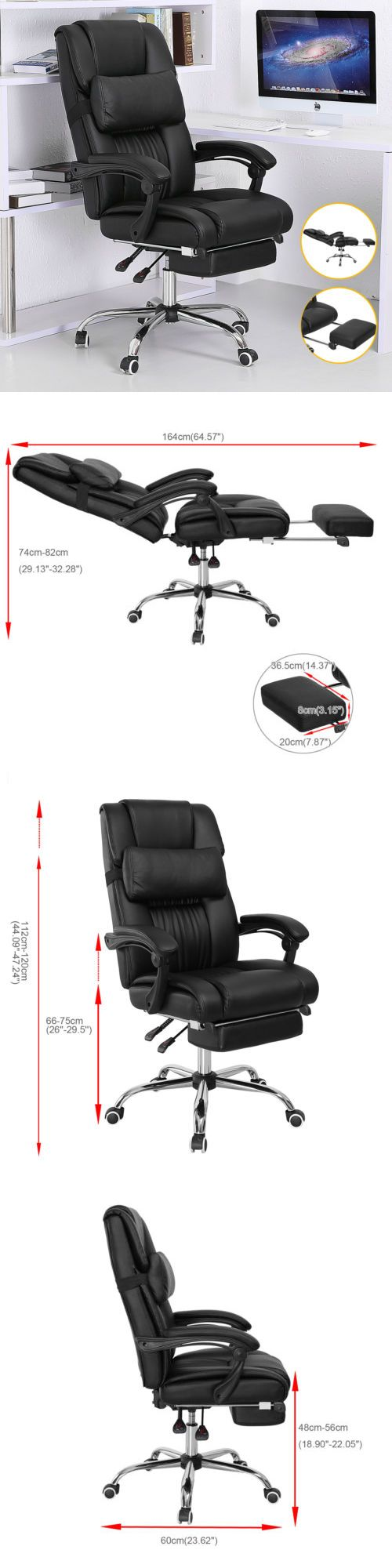 25 best executive office furniture ideas on pinterest executive office furniture executive office chair ergonomic high back reclining leather footrest armchair buy