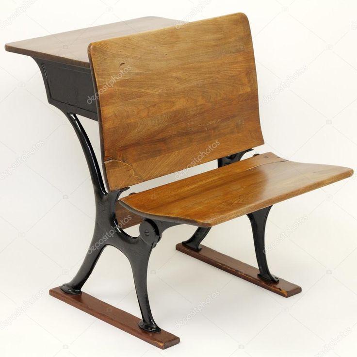 25 unique old school desks ideas on pinterest school desks school chairs and diy decoupage. Black Bedroom Furniture Sets. Home Design Ideas