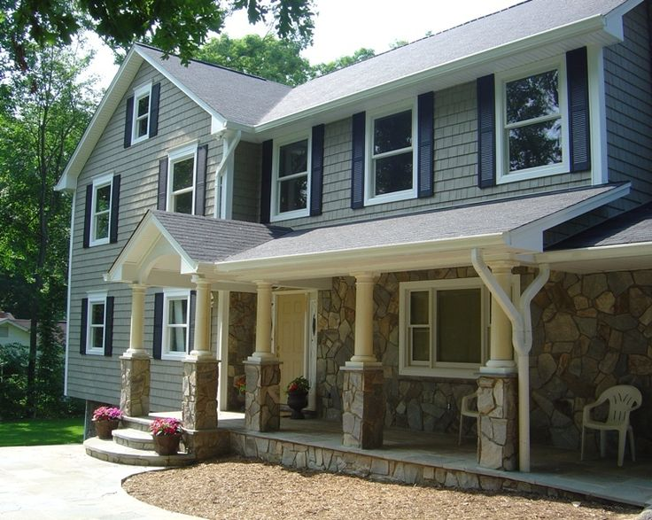 17 best ideas about second story addition on pinterest for Ranch second story addition plans