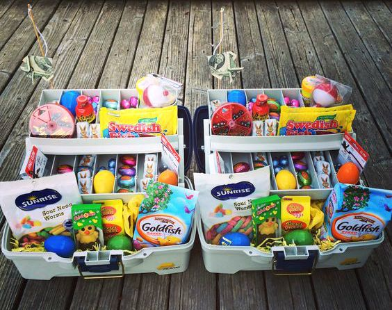 Instead of grabbing the same old wicker Easter basket from the store, switch it up this year! There are so many good ideas that will surely put a smile on your child's face. My favorite is the kiddie pool for a family with multiple kids or donating one to a daycare/church! Click on the links …