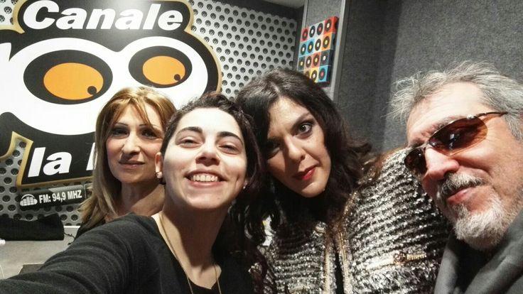 Ogni lunedì e venerdì ore 10.00 su www.canale100tv.it #isabelladifronzo #canale100laradio