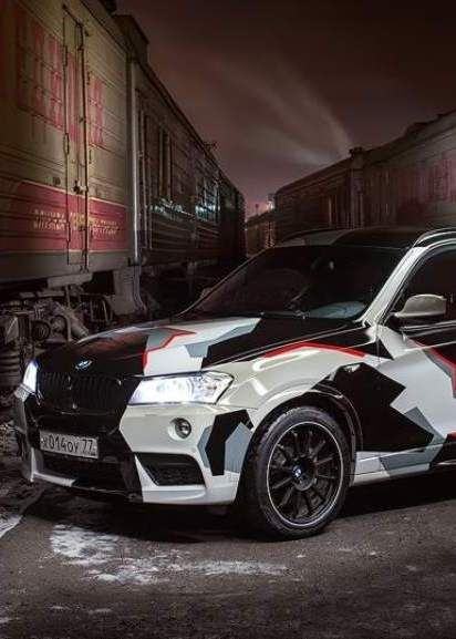 This 550hp Diesel BMW X3 Could Be The Best Sleeper Around And It Comes From Russia