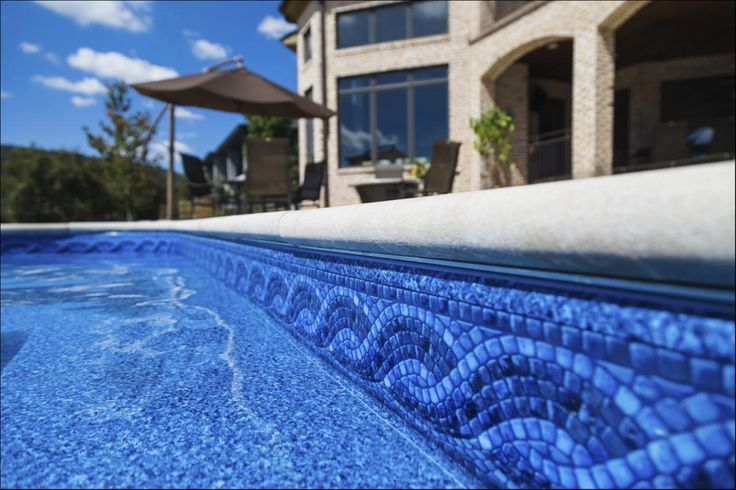 25 best ideas about pool liners on pinterest - Cheap inground swimming pool liners ...