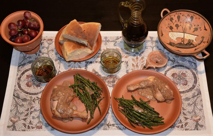 17 best images about ancient food drink diets on for Ancient roman cuisine