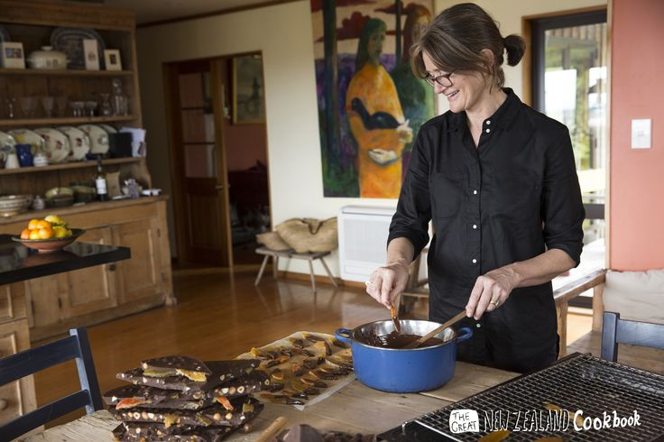 Bennetts co-founder, Mary, features in The Great NZ Cookbook.