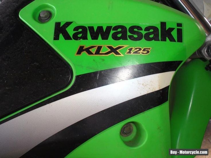 Kawasaki klx 125 Four stroke 2005 #kawasaki #lx125b #forsale #australia