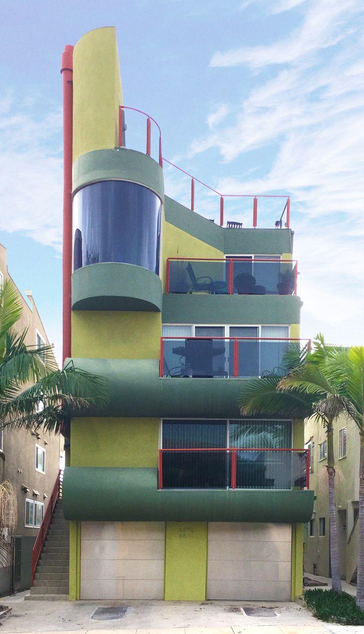 Eric Owen Moss, Architect, Playa del Rey, CA