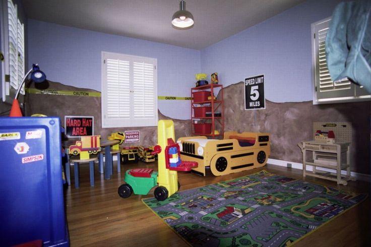 Construction room gallery leeza design leeza designs for Boys construction bedroom ideas