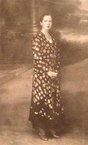 Sultan Vahdettin'in 3. eşi Müveddet Kadınefendi
