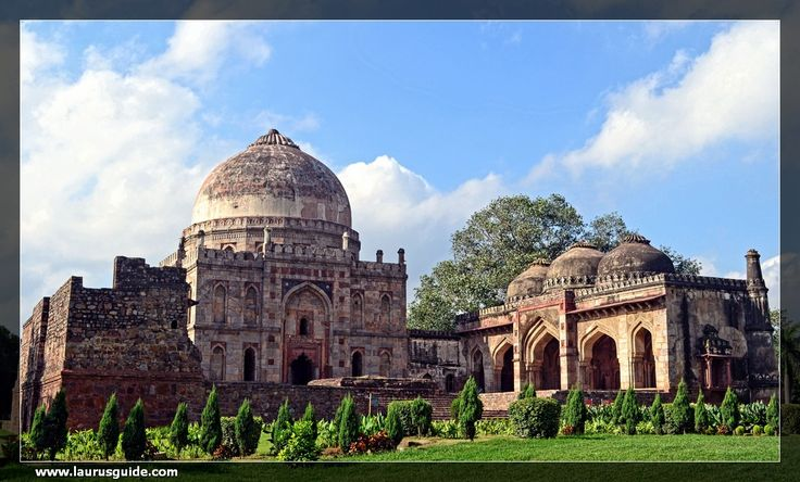 Lodhi Garden is a recreational area which is situated on Lodhi Road, near the Safdarjung's Tomb. Britishers used to call this garden as Lady Willingdon Park, which was established by the rulers of Lodhi Dynasty. In 1968, this garden was re-landscaped by Garrett Eckbo and JA Stein. Some of the prominent varieties of trees in this garden are neem, eucalyptus, chinar, chir, deodar and others.