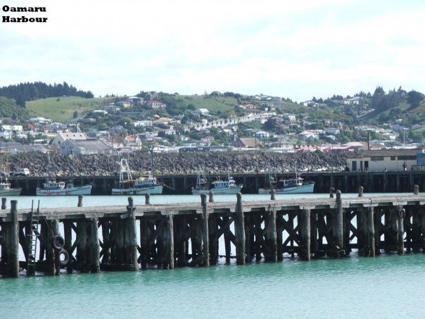 Oamaru Harbour