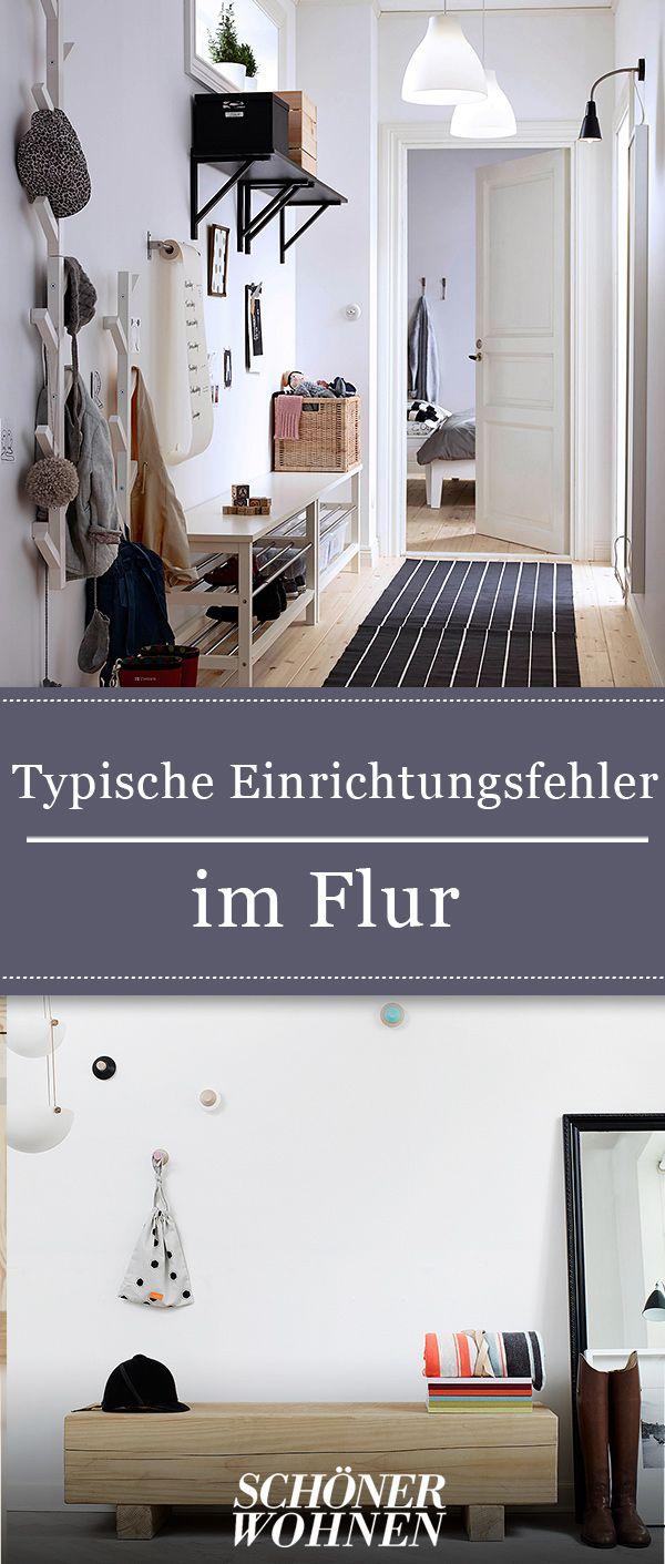 Flur Typische Einrichtungsfehler Einrichtung Flure Flur Design