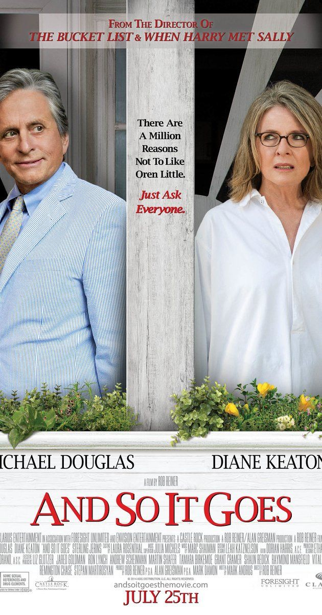 Directed by Rob Reiner.  With Michael Douglas, Diane Keaton, Sterling Jerins, Annie Parisse. A self-absorbed realtor enlists the help of his neighbor when he's suddenly left in charge of the granddaughter he never knew existed until his estranged son drops her off at his home.