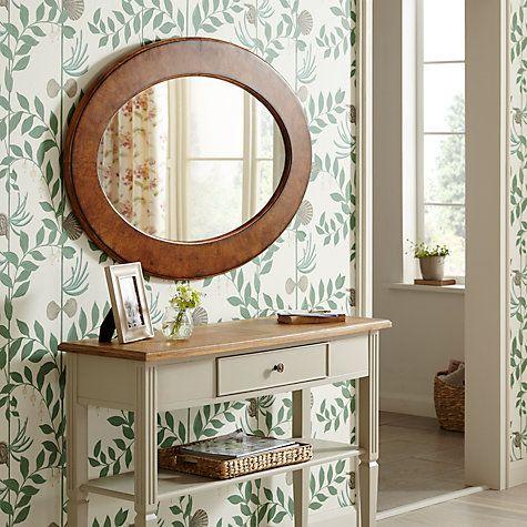 Buy John Lewis Hemingway Oval Wall Mirror Online at johnlewis.com