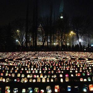 Umeå Autumn light festival