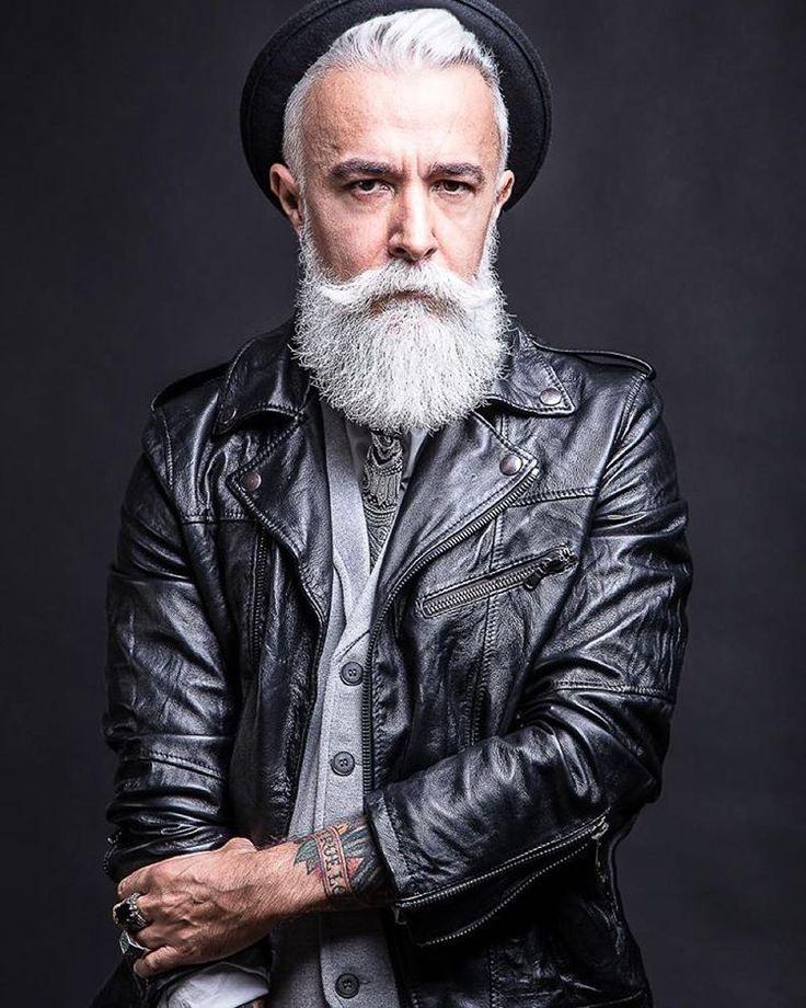 Beards & Tattoos : alessandromanfredini: THEKINGOFCOOL...