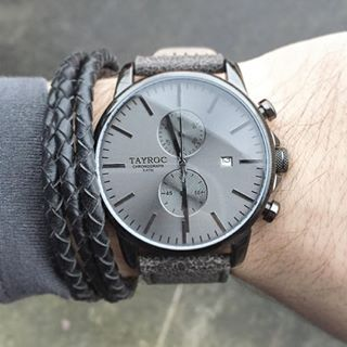 Take a in-depth look at the Tayroc TXM092 Stylish #Watch #review #gadget #technology