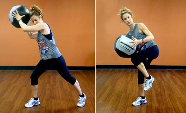Got a Curvy Body? Try This Toning Workout. #fitness | Health.com