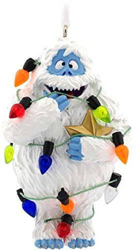 Hallmark Bumble The Abominable Snowman from Rudolph the Red-Nosed Reindeer Christmas Ornament