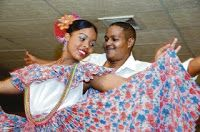 Bailes típicos y Música de Panamá.