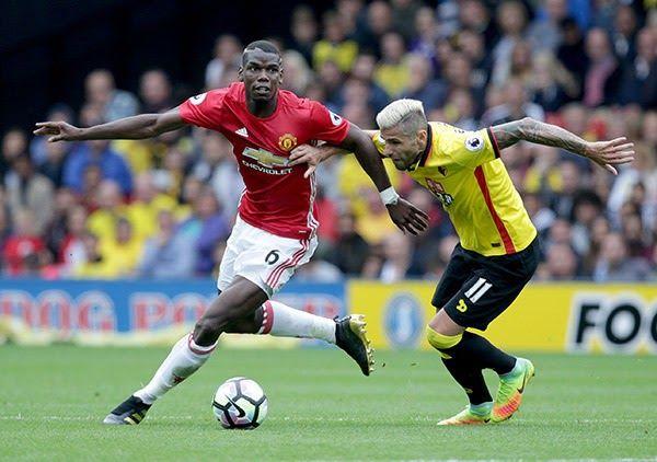 Watch Manchester United Vs Watford Live Stream The Manchester United Vs Watford Live Manchester United Tv Manchester United Premier League Manchester United