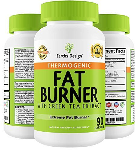 Thermogenic Fat Burner Pills That Work Fast for Women & Men Best Natural Su