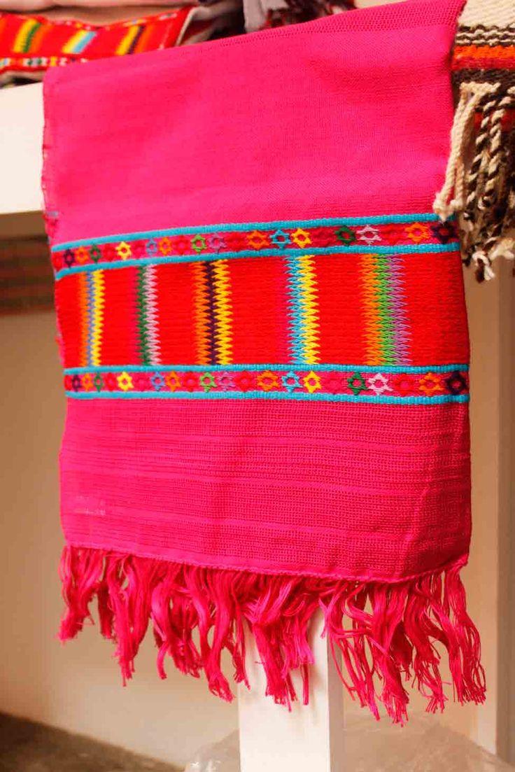 Museo de Textiles Oaxaca Mexico