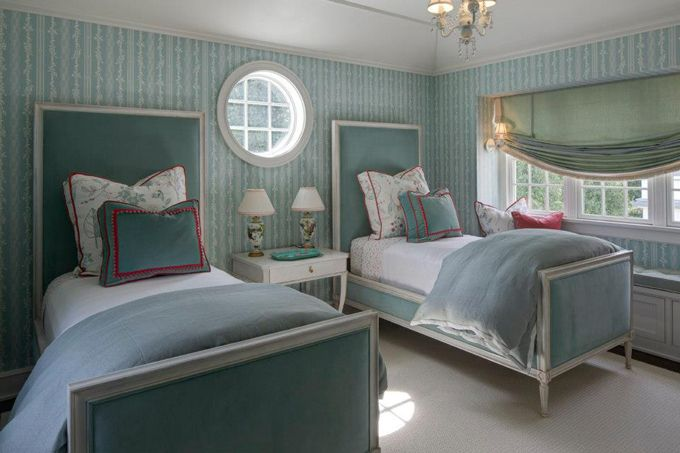 Gorgeous twin room