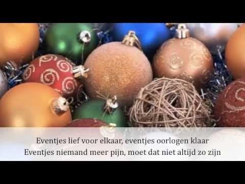 Eventjes kerstmis (met tekst en ondersteunende foto's)
