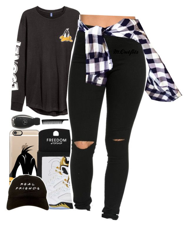 """🐼💣"" by renipooh ❤ liked on Polyvore featuring Casetify, GHD, Topshop and NIKE"