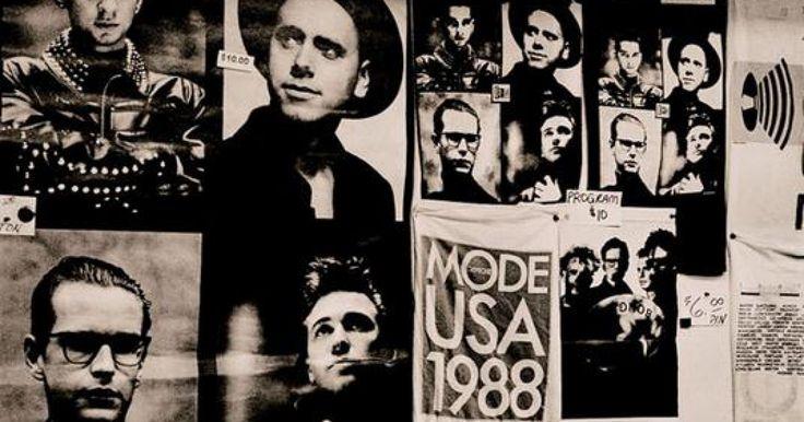 """Όταν όλοι έτρεχαν στο ΚΨΜ για """"Τόλμη και Γοητεία"""", εγώ περίμενα τον ταχυδρόμο με τους Depeche Mode"""