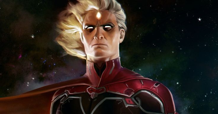 James Gunn Teases Adam Warlock's Arrival in the MCU -- Warlock will be showing up in one of the upcoming Marvel movies, with most expecting it to be in Guardians of the Galaxy 3 -- http://movieweb.com/adam-warlock-mcu-movie-arrival-james-gunn-homework/