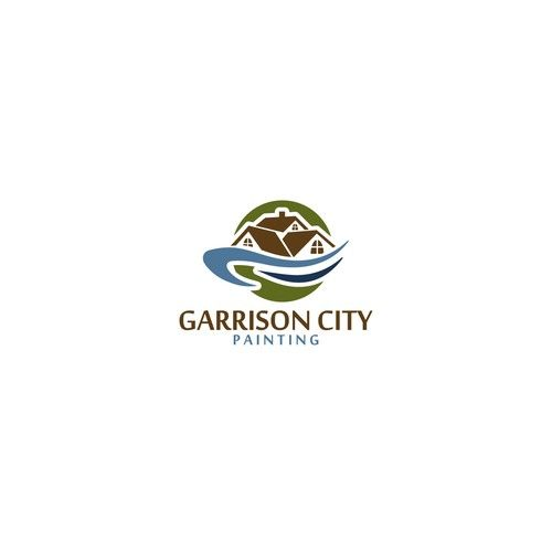 Garrison City Painting - Create a beautiful logo for a new painting and pressure washing company!