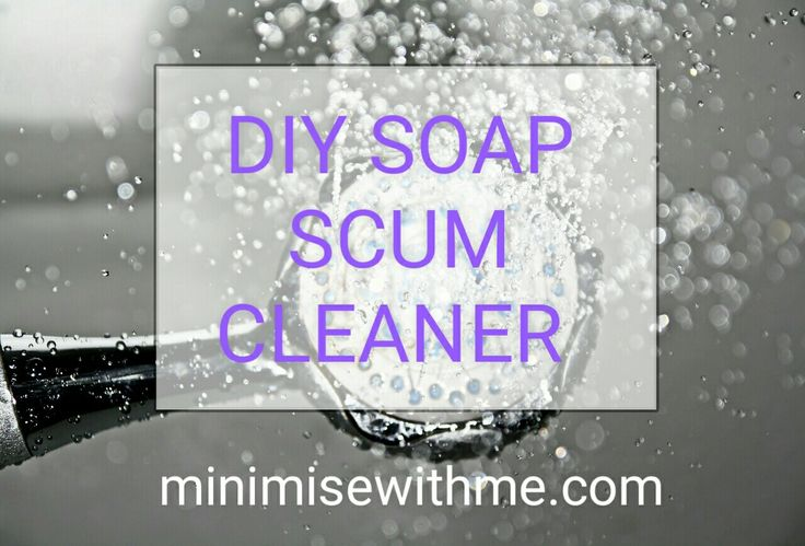I love experimenting with home-made cleaning products. This morning I decided to tackle the built up soap scum on our glass shower doors.  I mixed bi-carb soda in a bowl with a few squirts of dishwashing liquid and sprayed with vinegar to make a paste. Then grabbed a shower cleaning brush and scrubbed with the paste on our shower doors.  Used our shower attachable head and hot water to clean the doors.   Took very little effort and the results were amazing.