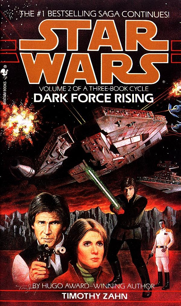an analysis of star wars dark force rising by timothy zahn Related: star wars dark force rising tpb star wars the last command star wars heir to the empire star wars dark force rising comic include description categories  star wars dark force rising by timothy zahn 2016 hc turtleback thrawn trilogy see more like this sponsored star wars: dark force rising by timothy zahn.