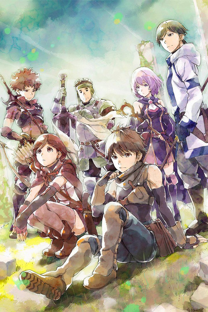 Winter 2016, Hai to Gensou no Grimgar: Yume's SAO quality butt + Grit + Murder = Must watch.
