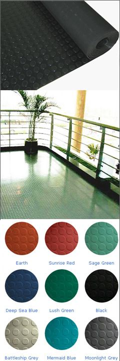 8mm strong rubber tiles designer series rubber flooring gym and swatch
